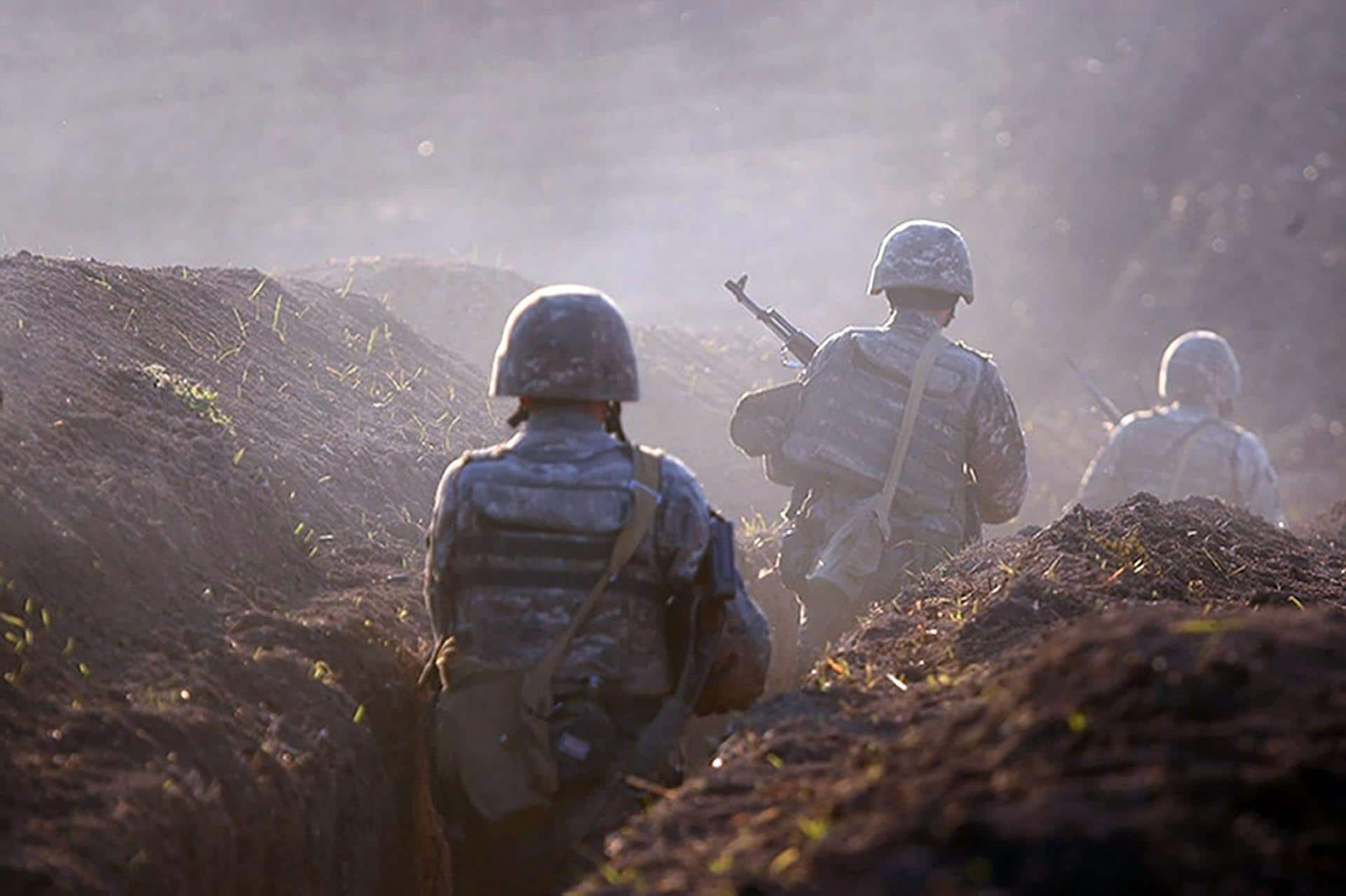 أذربيجان - مقاتلين سوريين