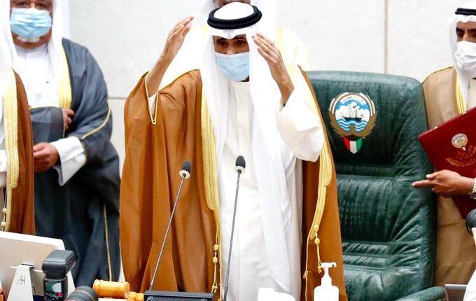 الشيخ نواف الاحمد أمير الكويت الجديد
