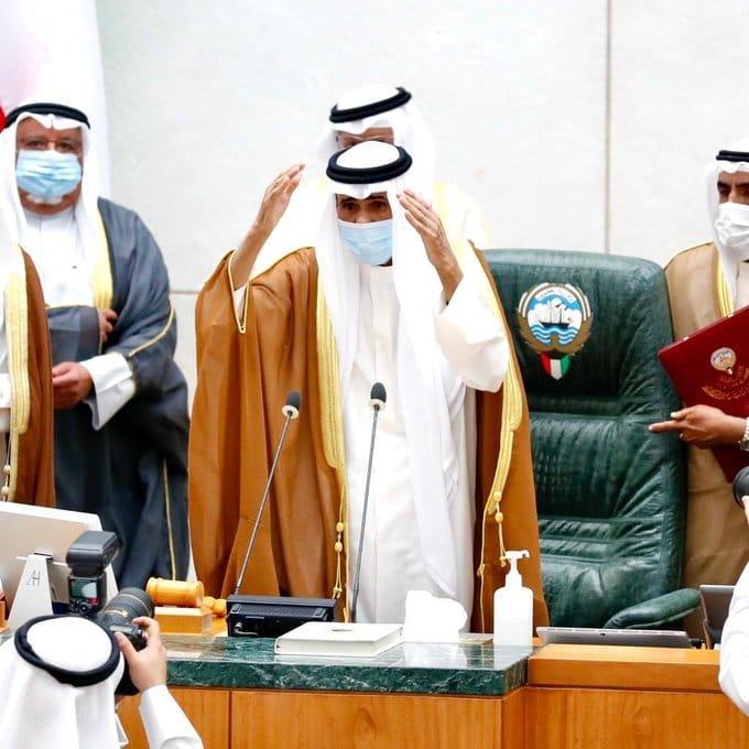 أول إجراء بعد وفاة صباح الأحمد.. الحكومة الكويتية تضع استقالتها أمام تصرف الشيخ نواف الأحمد ولكن هذا ما جرى