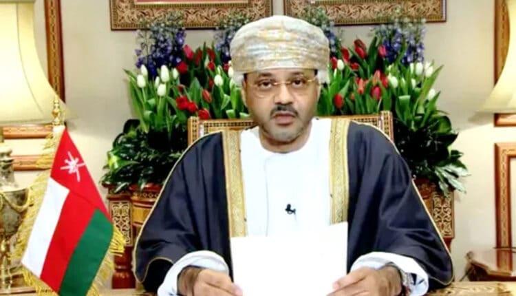 بدر البوسعيدي وزير خارجية سلطنة عمان