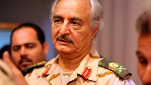 خليفة حفتر ليبيا