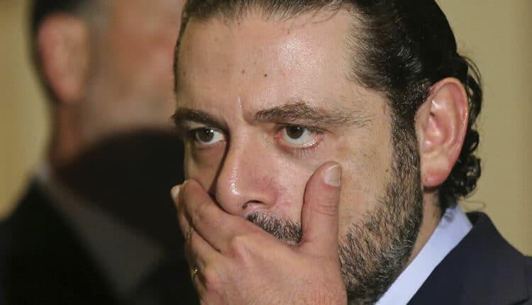 سعد الحريري رئيس وزراء لبنان الأسبق