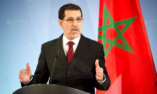 سعد الدين العثماني رئيس وزراء المغرب