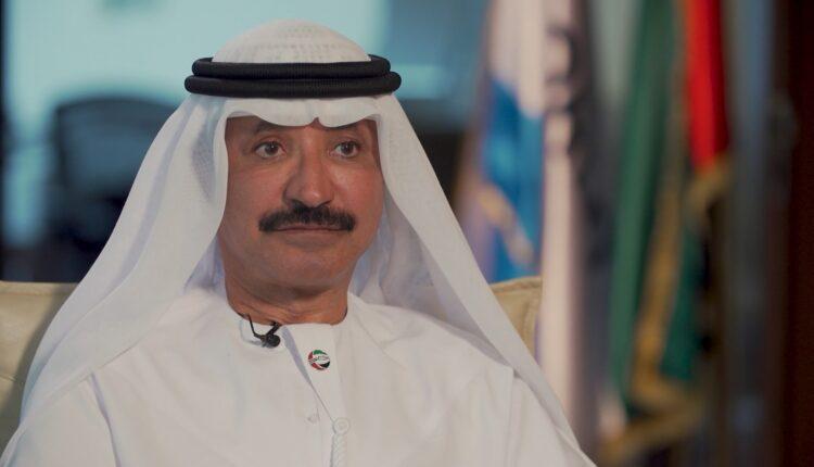 سلطان أحمد بن سليم الرئيس التنفيذي لـ موانئ دبي العالمية