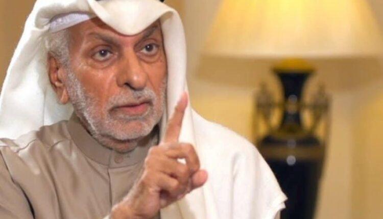الدكتور عبدالله عبد الله النفيسي أكاديمي ومفكر كويتي مجلس الأمة