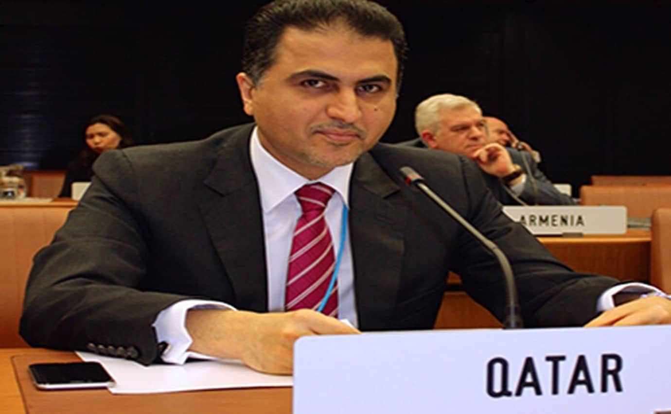 قطر تؤكد على موقفها الثابت من القضية الفلسطينية وتفضح متصهيني العرب أمام الأمم المتحدة