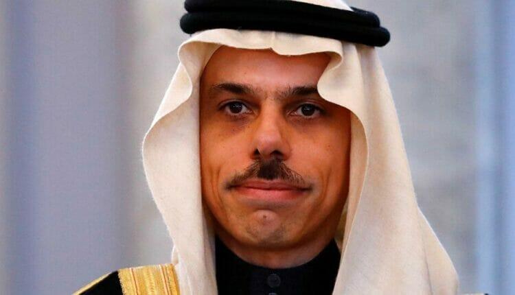 فيصل بن فرحان آل سعود
