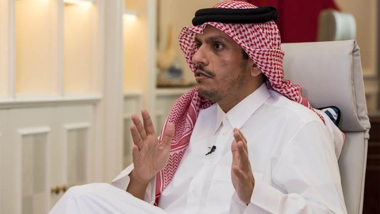 موقف رسمي جديد من الدوحة مُشرف لكل القطريين بينما ابن زايد جعل الإمارات مستوطنة إسرائيلية جديدة