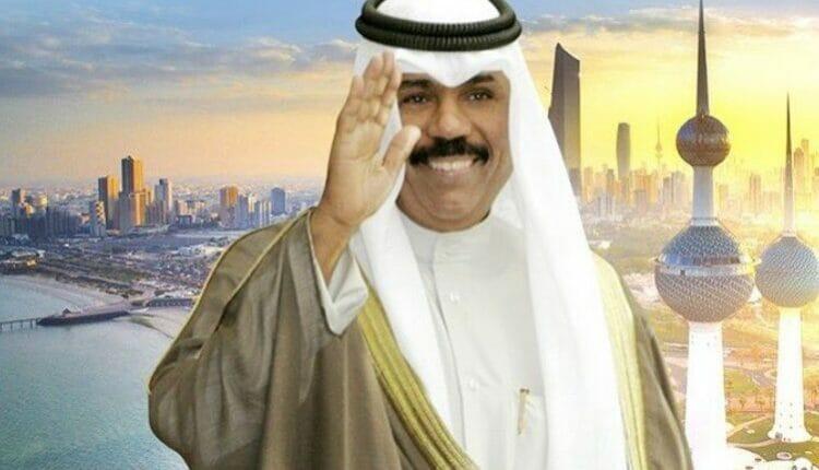 أمير الكويت نواف الأحمد