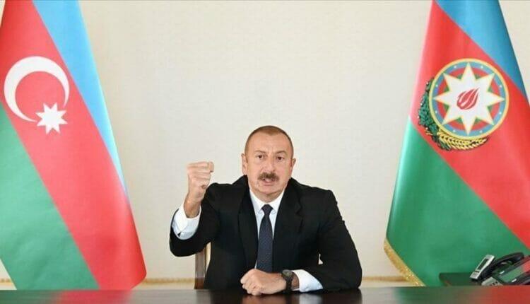 إلهام علييف رئيس أذربيجان