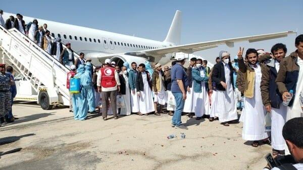 اسرى الجيش اليمني جماعة الحوثي