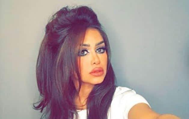 الايرانية شيرين بهمن