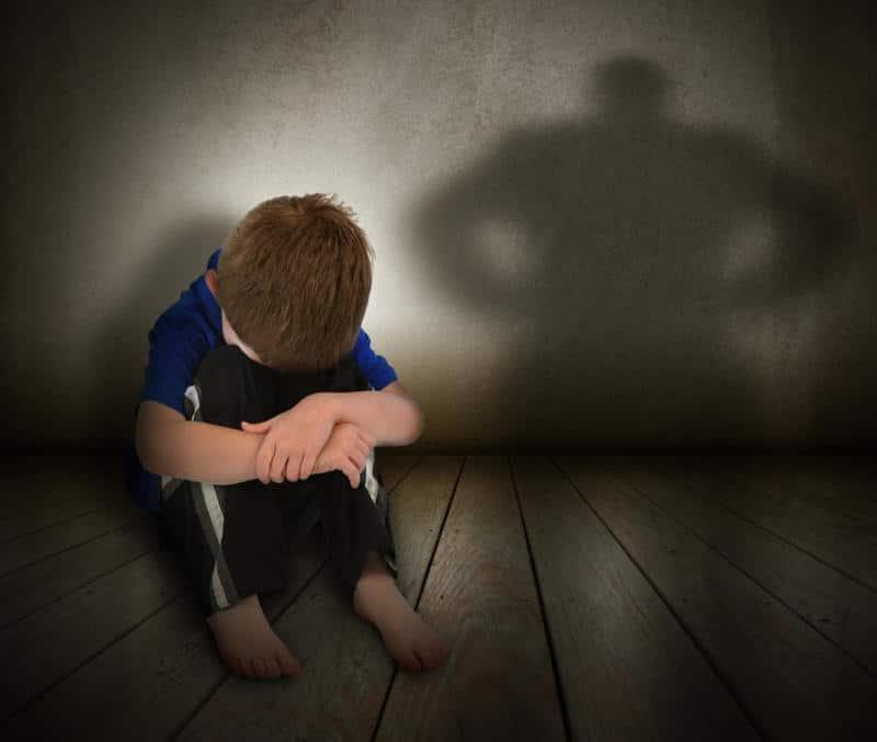 التحرش بالاطفال