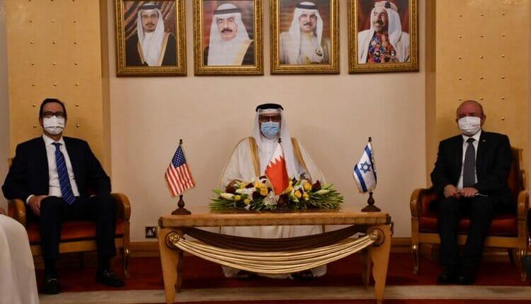 التطبيع البحريني البحرين