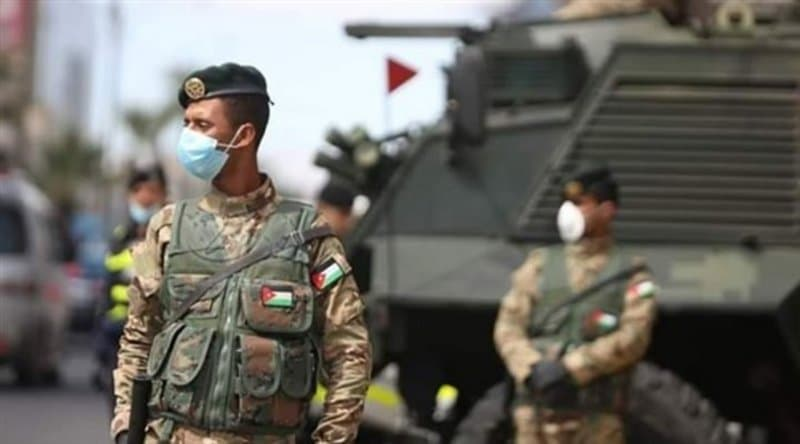 """ماذا يحدث في الأردن؟.. """"شاهد"""" قوات الجيش تنتشر بجميع أنحاء البلاد وإعلان حالة الطوارئ القصوى"""