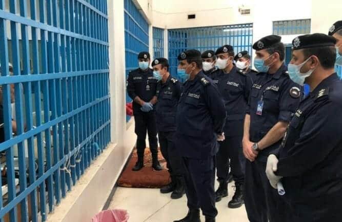 """تطوّر خطير حدث في السجن المركزي بالكويت .. وما علاقة """"خلية العبدلي"""" بما جرى!؟"""