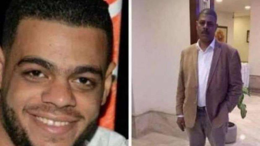 الشقيقان المصريان جريمة منطقة الشرابية
