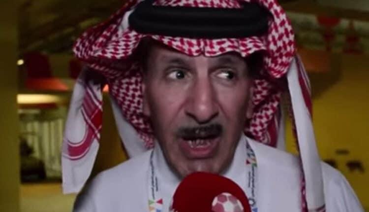 الصحفي السعودي ابراهيم الفريان