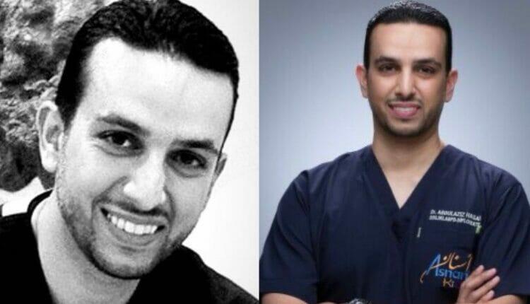 الطبيب الكويتي عبدالعزيز الحسن