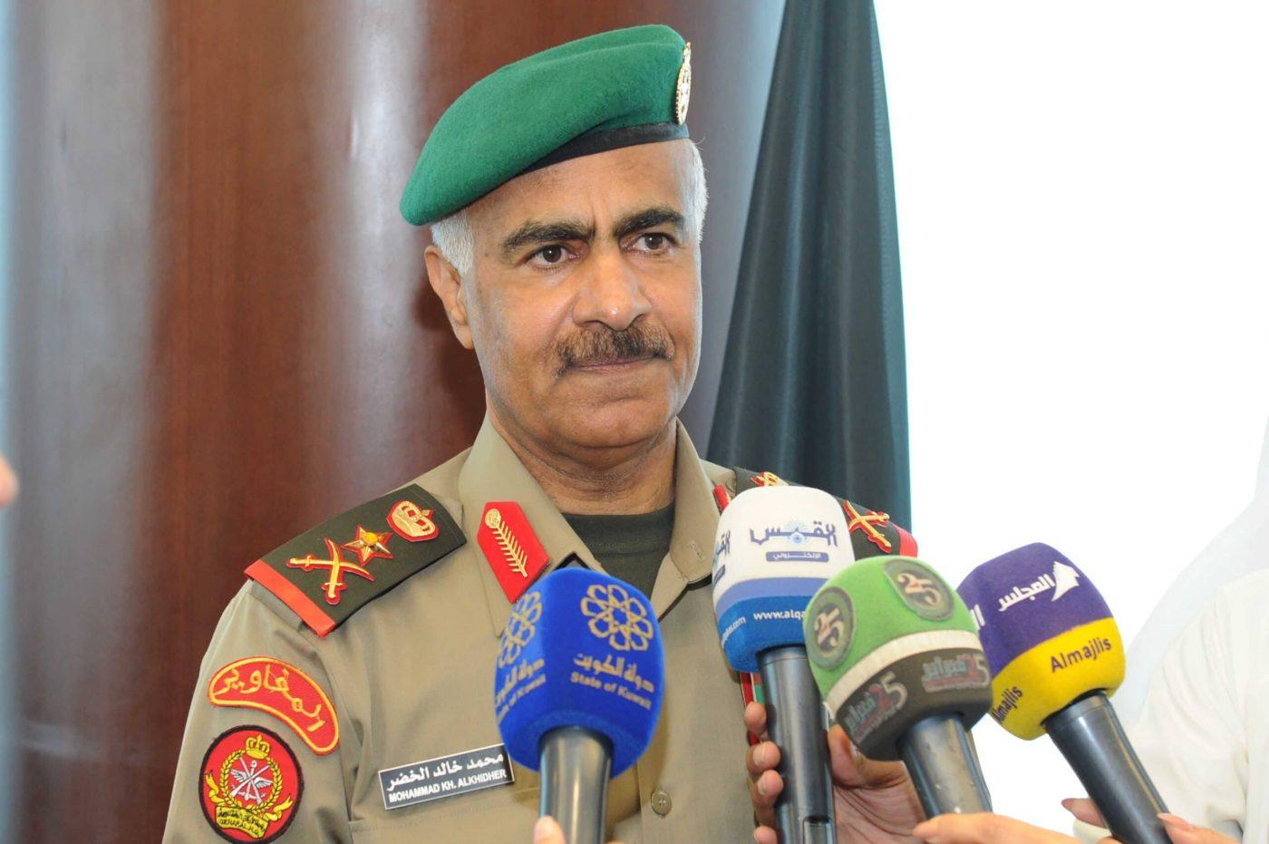 إحالة رئيس الأركان الكويتي للتقاعد في أول إجراء يتخذ في عهد أمير الكويت الجديد نواف الأحمد