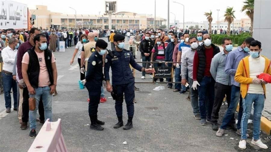 المصريون-في-الكويت