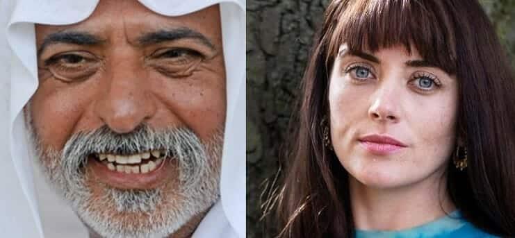 """أحمد الجارالله يبرر """"هيجان"""" وزير التسامح الإماراتي وضعفه أمام جمال الموظفة البريطانية:""""إذا عرف السبب بطل العجب"""""""