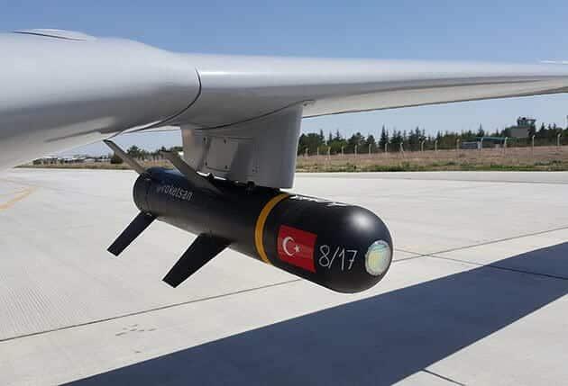 """قلبت المعادلة بليبيا وأذريبجان.. """"شاهد"""" أسباب قوة """"بيرقدار"""" التركية وسر آية من القرآن على صواريخها المدمرة"""