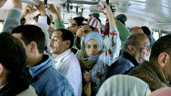 تحرش بفتاة في حافلة بالأردن