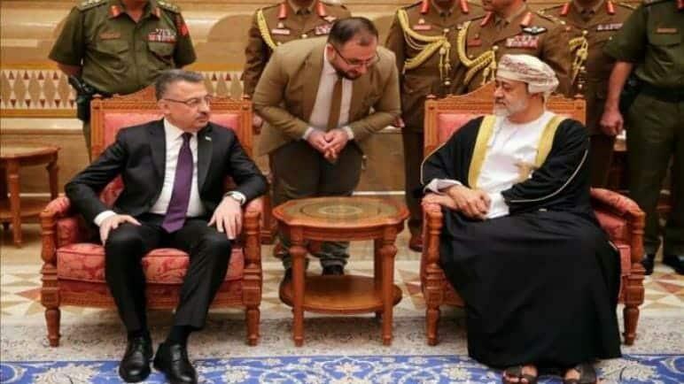 تركيا وسلطنة عمان