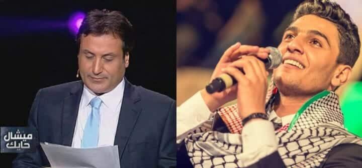توقعات ميشال حايك عن محمد عساف