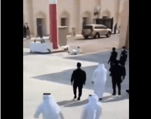 جنازة الشيخ صباح الاحمد