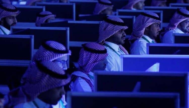 حملة سعودية ضد قطر