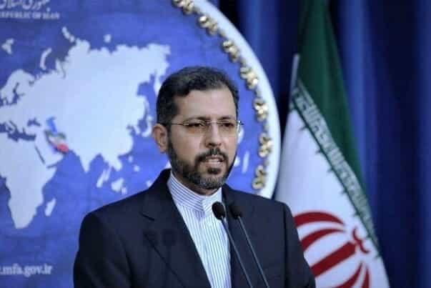 سعيد خطيب زاده وزير خارجية إيران