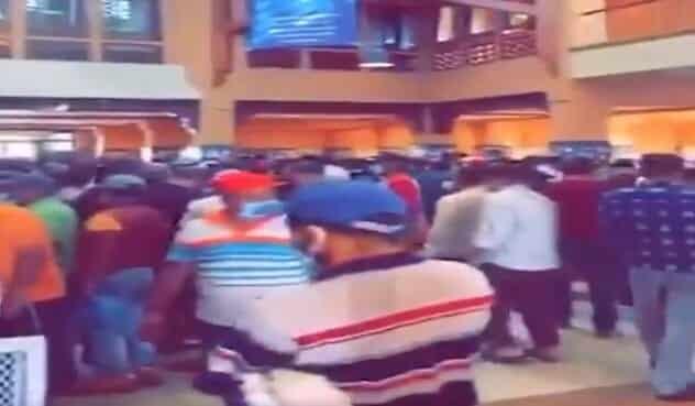 سوق السمك في الفحيحيل بالكويت