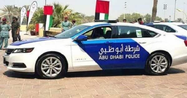 شرطة ابو ظبي هتك عرض في الامارات