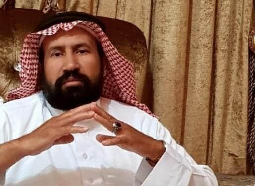شقيق عبد الرحمن الحويطي