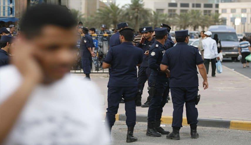 ضبط شاب وفتاة مارسوا الجنس في الشارع العام بالكويت فعل فاضح