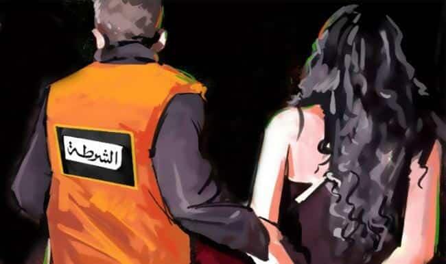 ضبط سوسن هارون فاشينيستا اردنية في الكويت بسبب فيديو فيه ايحاءات جنسية
