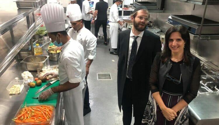 طعام الكوشير في الإمارات