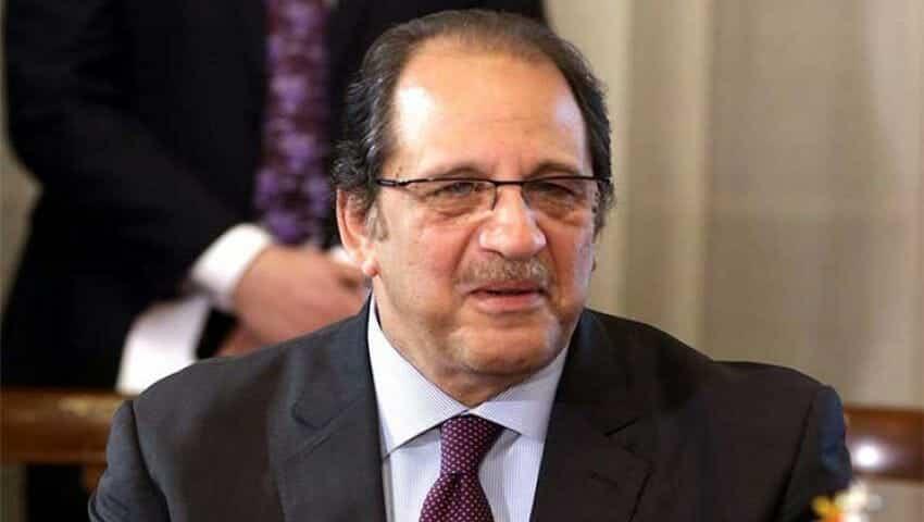 عباس كامل رئيس جهاز المخابرات المصرية العامة