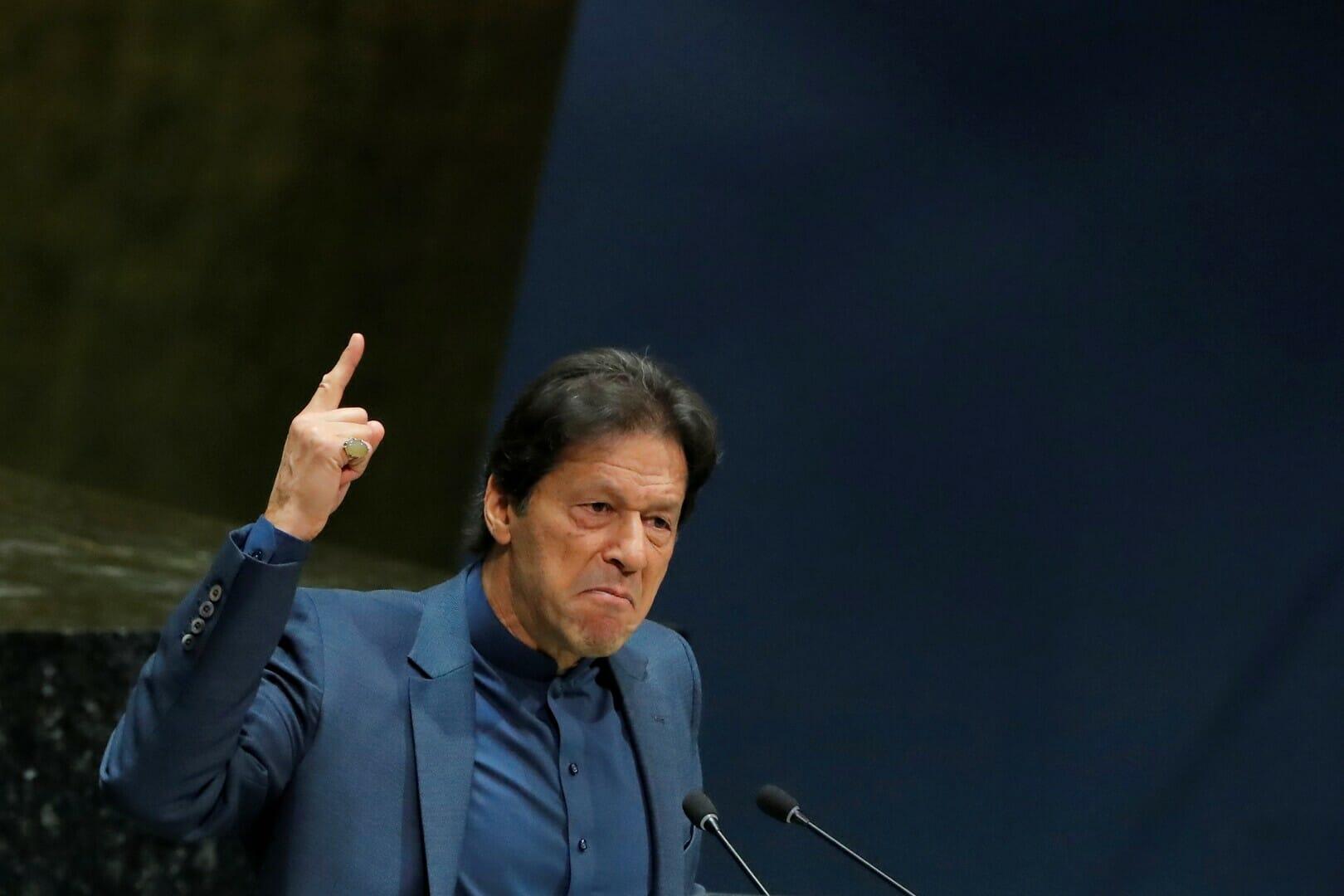 عمران خان باكستان