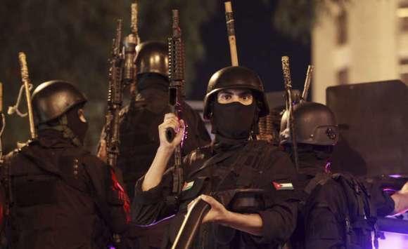 قوات الامن الاردنية - زعران الأردن