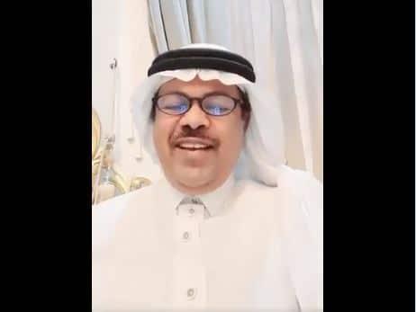 كاتب سعودي متصهين عبدالرازق القوسي