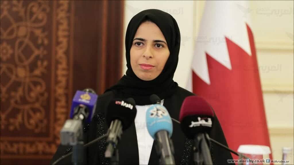 """""""الحل يلوح بالأفق"""".. هذا ما قالته لولوة الخاطر عن انتهاء أزمة الخليج وحصار قطر """"ولكن الأمر سيكون تدريجيا"""""""