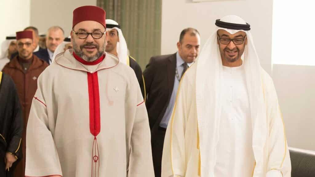 """ابن زايد يسعى لـ""""جرجرة"""" محمد السادس إلى نادي المطبعين.. ما وراء الكواليس في افتتاح الإمارات قنصلية بالصحراء الغربية"""