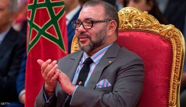 ملك المغرب محمد السادس تطبيع