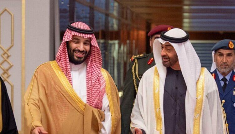 محمد بن سلمان ومحمد بن زايد