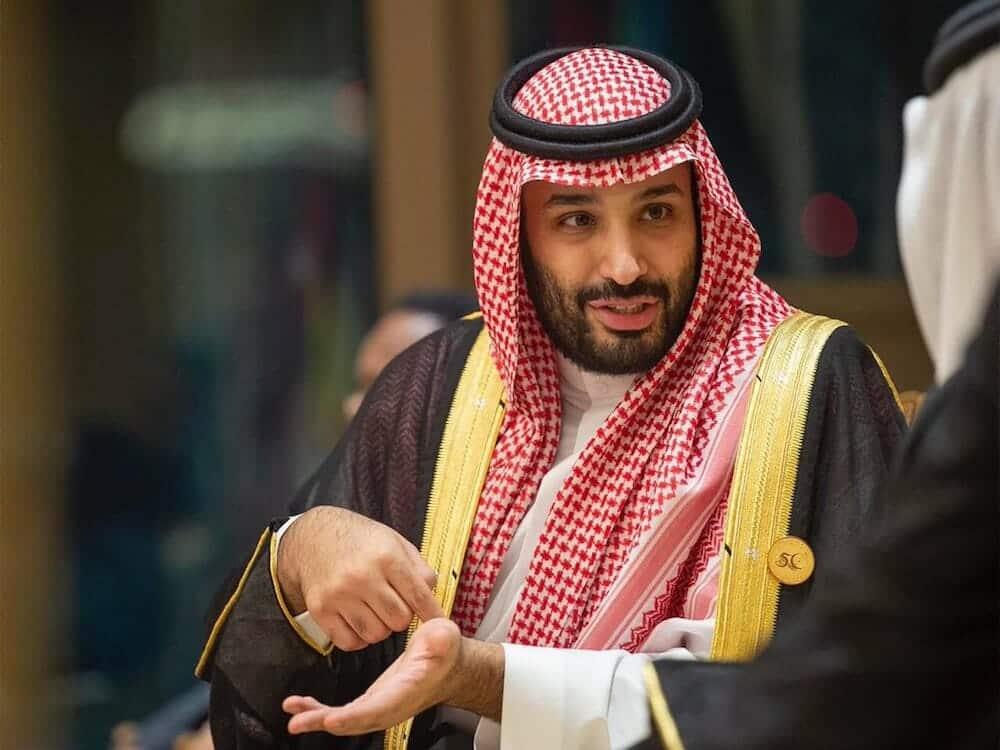 محمد بن سلمان - معتقلين