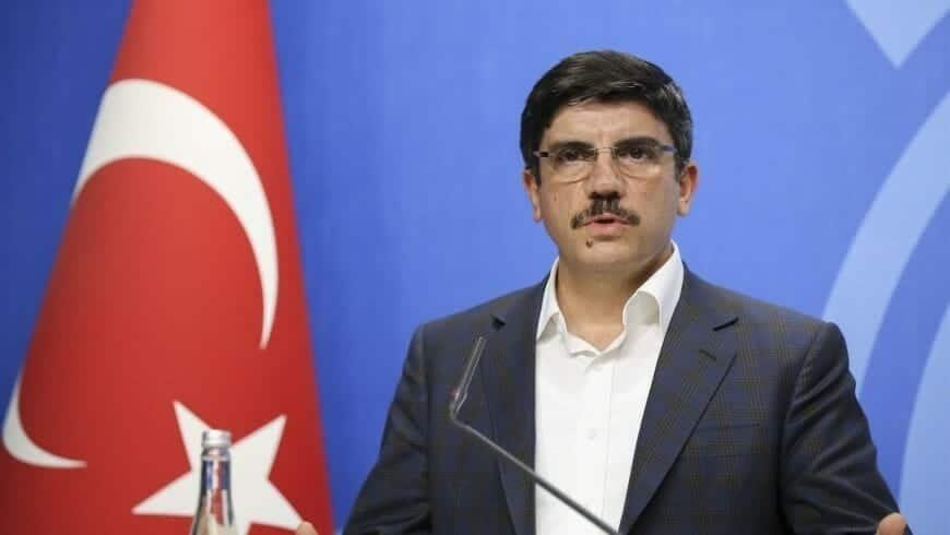 مستشار اردوغان ياسين اقطاي