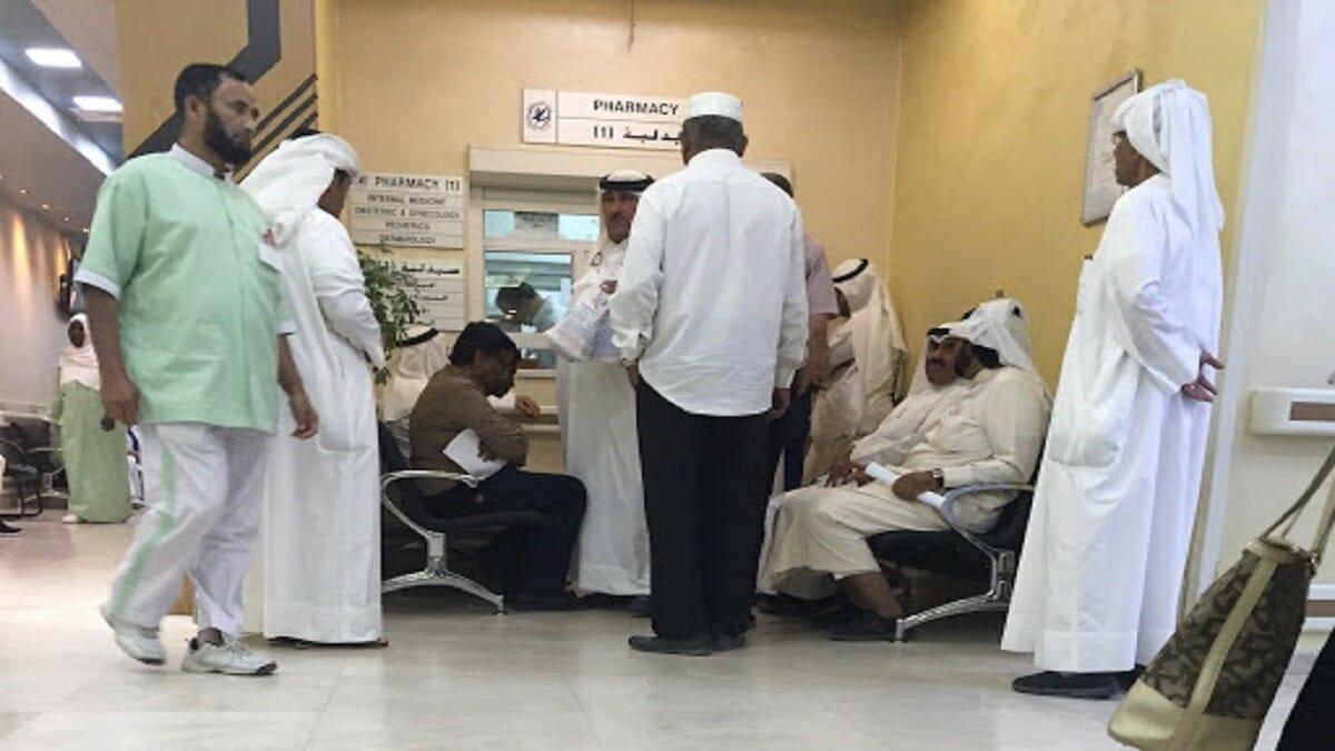 مستشفى كويتي-كويتي طعن والده